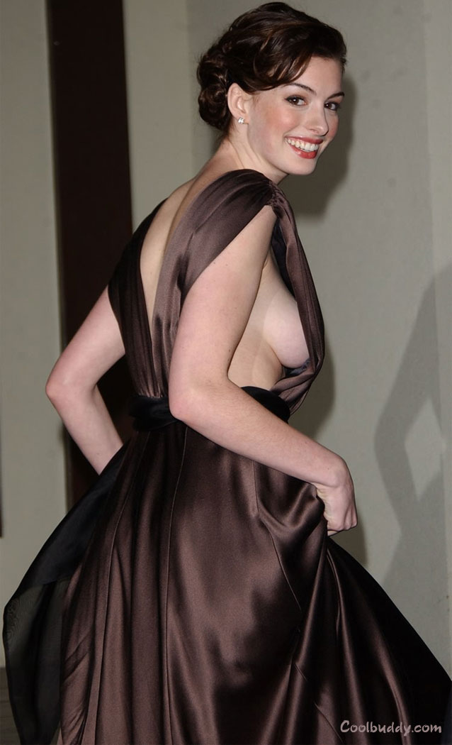 Anne hathaway hot consider, that