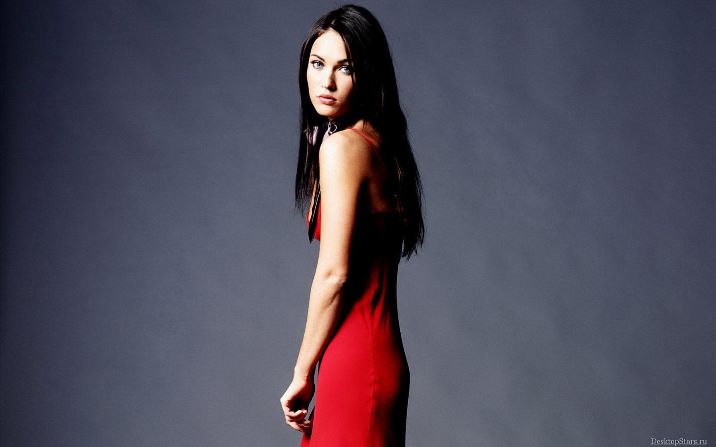 Megan Fox Red