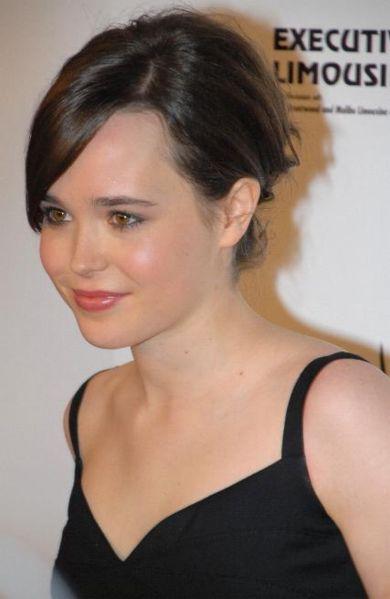 Ellen Page - Wallpaper Gallery
