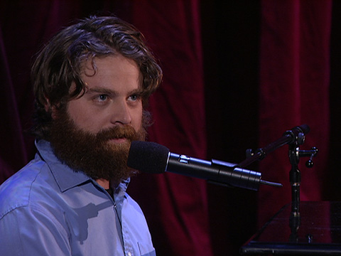 zach galifianakis. Zach Galifianakis