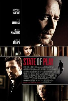 State of Play ovei poster
