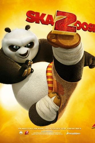 Delta Films Movie Review Kung Fu Panda 2